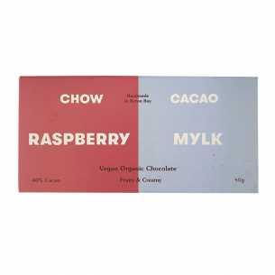 Raspberry Mylk