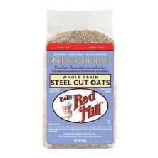 Steel Cut Oats Pure Wheat Free
