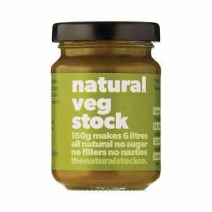 Natural Vegetable Stock<br>