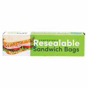 Resealable Sandwich Bags