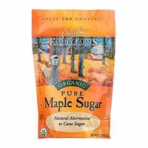 Maple Sugar 100% Pure