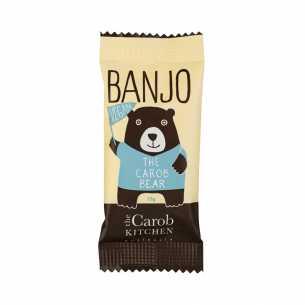 Vegan Banjo The Carob Bear
