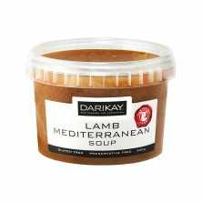 Mediterranean Lamb Soup