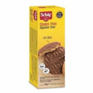Digestive Choc Biscuits