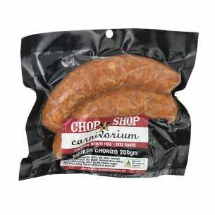 Chorizo Smoked Nitrite Free