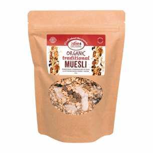 Organic Traditional Muesli