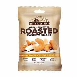 Roasted Cashew Snack Wild Harvested