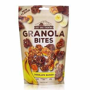 Granola Bites Chocolate Banana