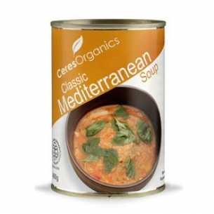 Soup Classic Mediterranean