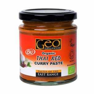 Organic Thai Red Curry Paste