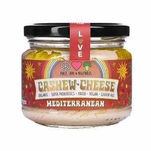 Cashew Cheese Mediterranean