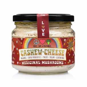 Cashew Cheese Medicinal Mushrooms