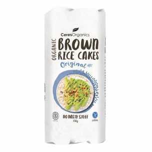 Brown Rice Cakes Original