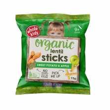 Lentil Sticks Sweet Potato and Apple