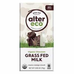 Grass Fed Milk Chocolate