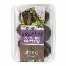 Organic Zucchinni Fritters