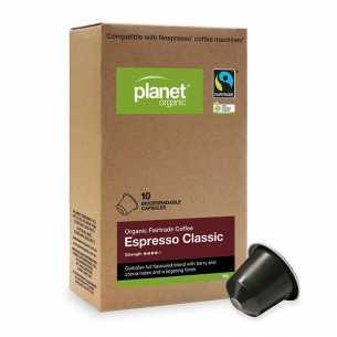 Organic Coffee Capsules Espresso Classic