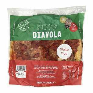 Woodfired Pizza - Diavola Gluten Free