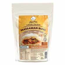 Steamed Bun - Massaman Vegan