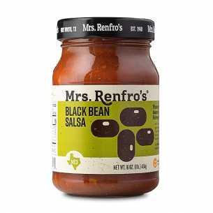 Medium Salsa - Black Bean