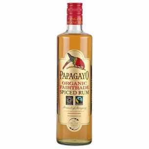 Organic Spiced Rum