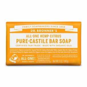 Pure-Castile Bar Soap Citrus
