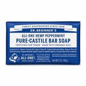 Pure-Castile Bar Soap Peppermint