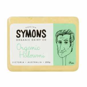 Organic Haloumi