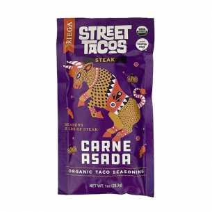 Organic Street Tacos Carne Asada (Steak) Seasoning