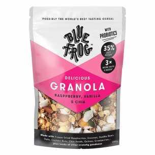 Probiotic Granola - Raspberry Vanilla