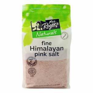 Himalayan Pink Salt Bag Fine