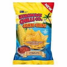 Corn Chips Natural (No Added Salt)