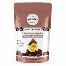 Keto Cake Mix Peanut Butter Chocolate