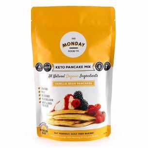 Keto Pancake Mix Vanilla Bean