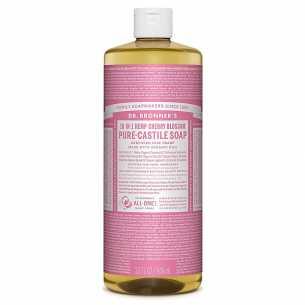 Pure Castile Soap Liquid Cherry Blossom