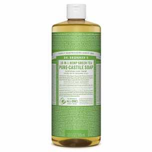 Pure Castile Soap Green Tea