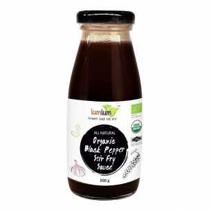 Organic Black Pepper Stir Fry Sauce