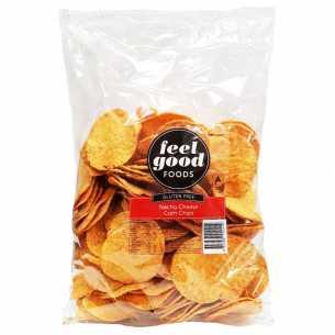 Nacho Cheese Corn Chips