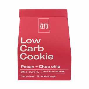 Low Carb Cookie Pecan Choc Chip
