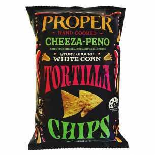 Tortilla Chips Cheeza-Peno