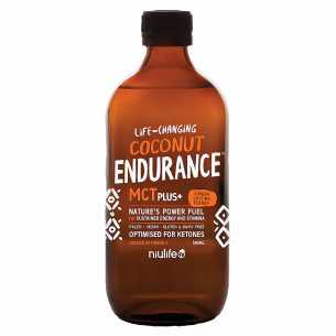 Coconut Endurance MCT Plus