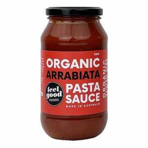 Organic Pasta Sauce Arrabiata