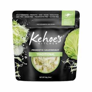 Pouch - Traditional Sauerkraut