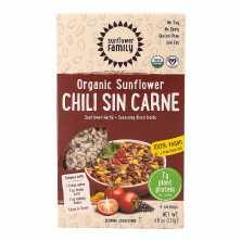 Organic Sunflower Mince Chilli Sin Carne Meal Kit