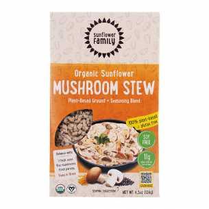 Organic Sunflower Mince Mushroom Stew Meal Kit