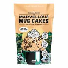 Marvellous Mug Cakes Choc Chip Cookie Dough