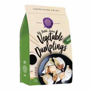 Dumplings Shiitake Veg