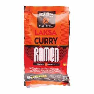 Laksa Curry Ramen