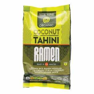 Coconut Tahini Ramen