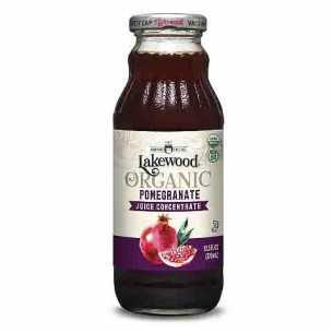 Organic Pomegranate Juice Concentrate